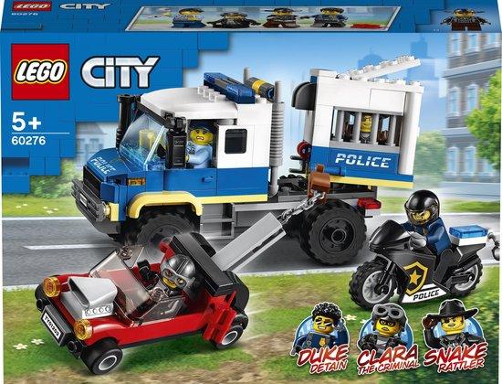 LEGO City Politie Gevangentransport - 60276
