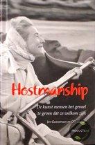 Hostmanship, de kunst mensen het gevoel te geven dat ze welkom zijn