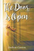 Boek cover The Door Is Open van Darlene Gaston