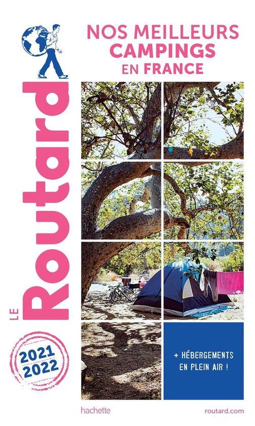 Boek cover Guide du Routard nos meilleurs campings en France 2021 van Collectif (Onbekend)