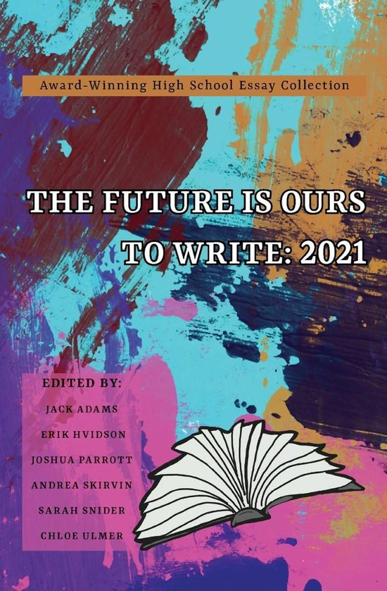 Omslag van The Future Is Ours to Write