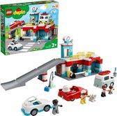 LEGO DUPLO Parkeergarage en Wasstraat - 10948