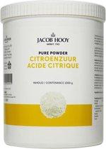 Jacob Hooy Citroenzuur Meelkristal 1 kg