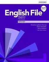 English File - Beginner (fourth edition) Workbook with key
