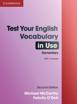 Test Your English Vocabulary in Use - Elem book with answers