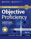 Objective Proficiency student's book + downloadable software