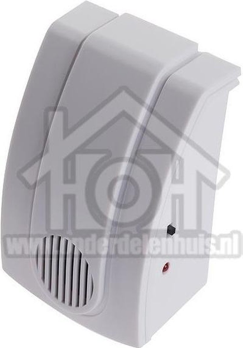 Weitech - pestrepeller muis / spin / insect / vlo op batterij 60m2