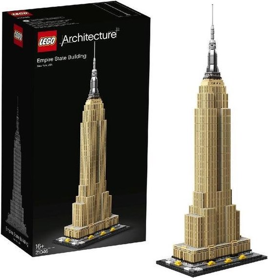 LEGO Architecture Empire State Building - 21046