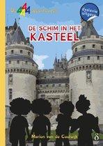 De 4 speurneuzen 6 -   De schim in het kasteel