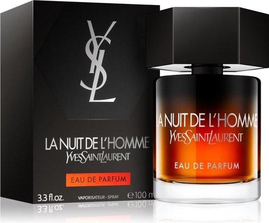 Yves Saint Laurent La Nuit De L'Homme Intense Eau de parfum spray 100 ml
