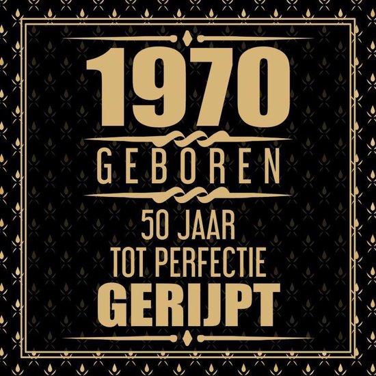 1970 Geboren 50 Jaar Tot Perfectie Gerijpt - Niek Wigman pdf epub
