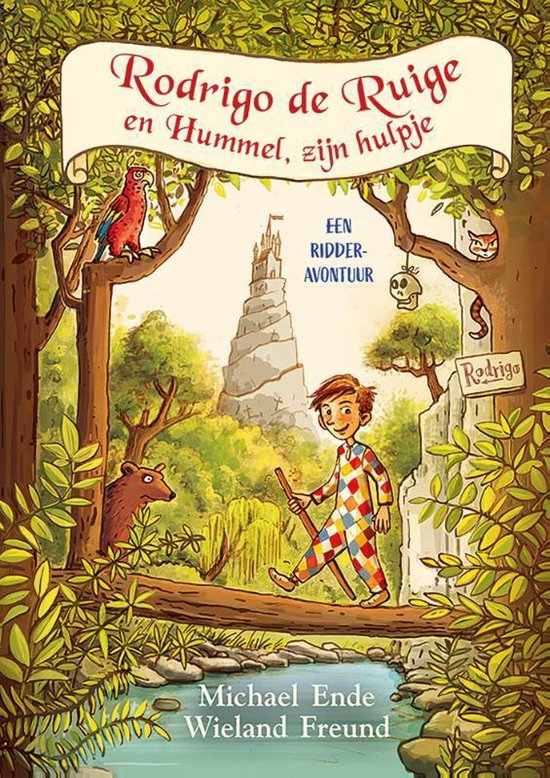 Rodrigo de Ruige en Hummel, zijn hulpje - Michael Ende pdf epub
