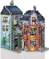 Wrebbit 3d Puzzel Harry Potter Weasleys Wizard Wheezes
