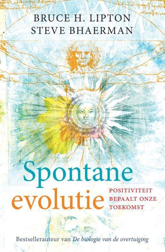 Boek cover Spontane evolutie van Bruce H. Lipton (Paperback)