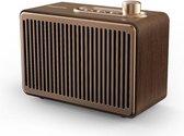 Philips VS300 - Vintage Bluetooth Speaker - Bruin