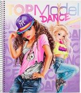 Topmodel dance special kleurboek