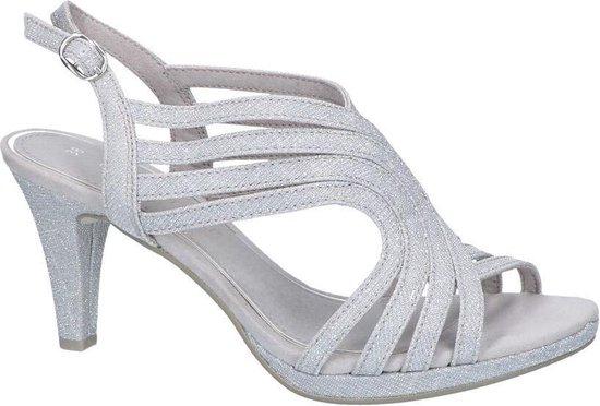 Zilveren Sandalen Marco Tozzi Dames 41