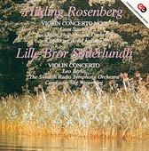 Rosenberg, Soderlundh: Violin Concertos / Spierer, Berlin