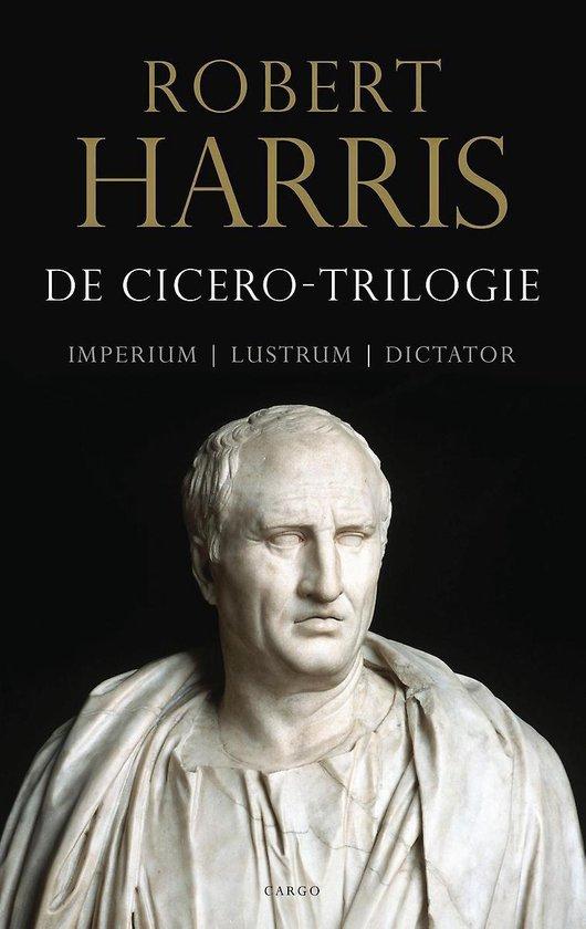 Boek cover De Cicero-trilogie van Robert Harris (Paperback)