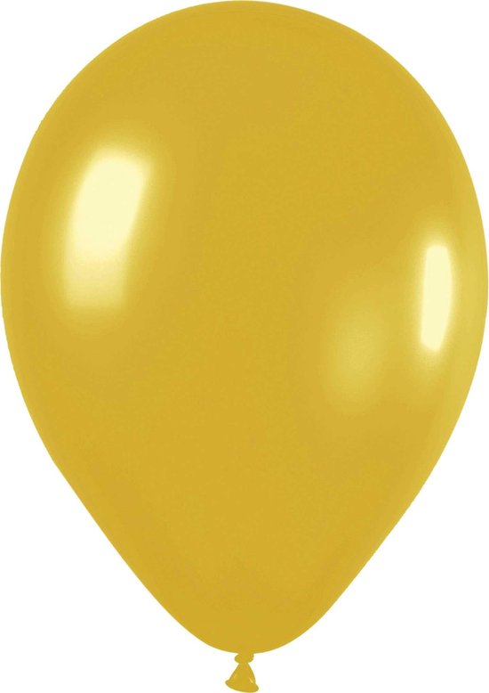 Ballonnen Goud (10ST)