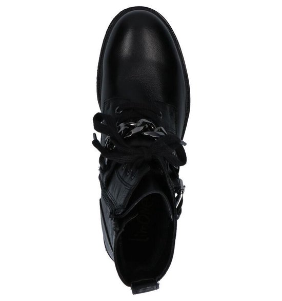 Via Limone Zwarte Boots Dames 40 j4iRByzZ