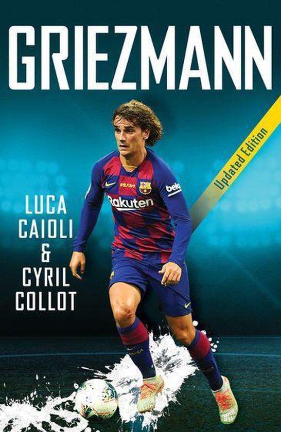 Boek cover Griezmann van Cyril Collot (Onbekend)