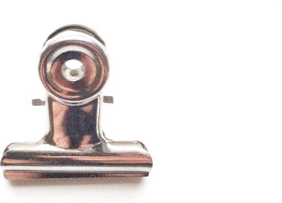 Villa Madelief Metalen klemmetje 3 centimeter (3 centimeter)