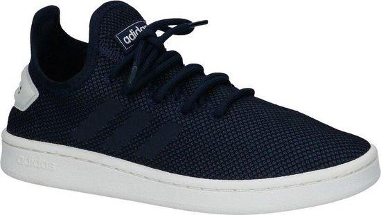 bol.com | Blauwe Sneakers adidas Court Adapt Dames 40,5