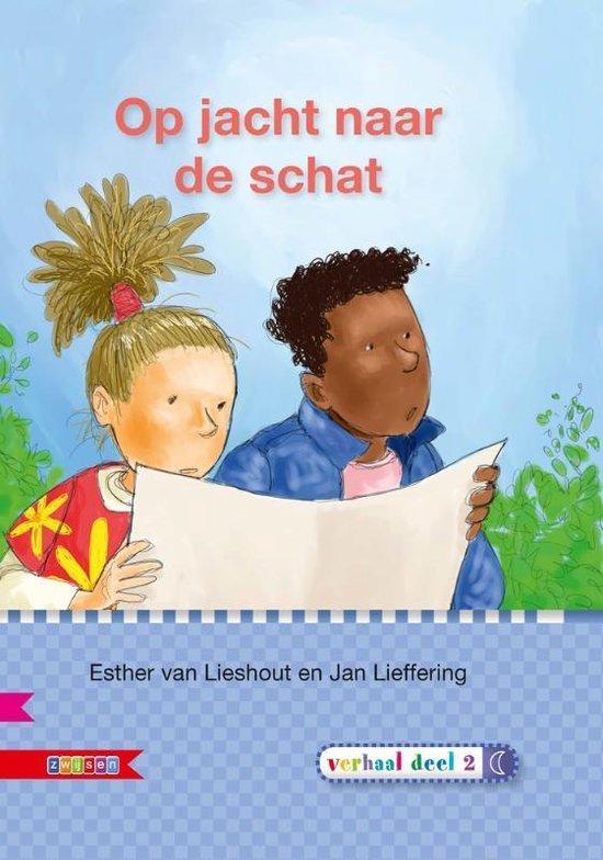 Veilig leren lezen - Op jacht naar de schat AVI E3 - Esther van Lieshout |