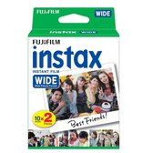 Fujifilm Instax Wide Film Glans - 2 x 10 stuks