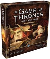 A Game of Thrones - Kaartspel - Second Edition