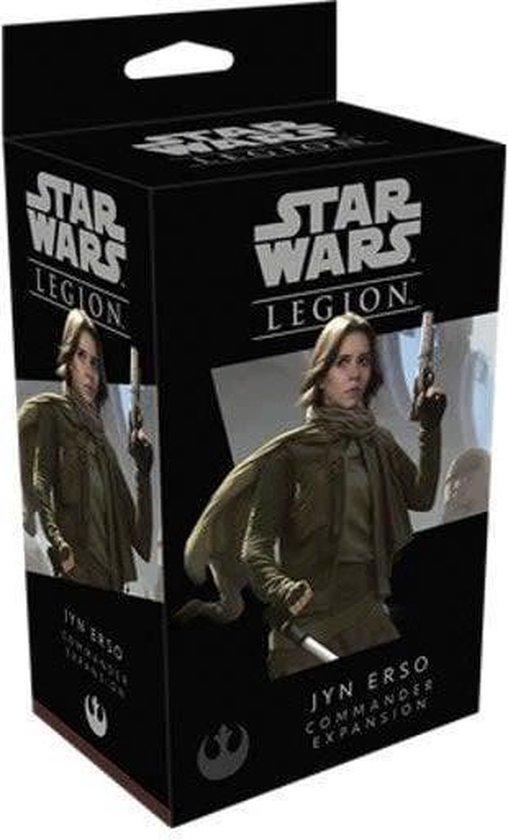 Afbeelding van het spel Star Wars Legion: Jyn Erso Commander Expansion - EN