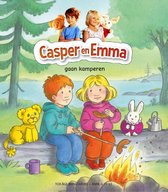 Casper en Emma  -   Casper en Emma gaan kamperen