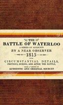 Boek cover The Battle of Waterloo van Bloomsbury Publishing