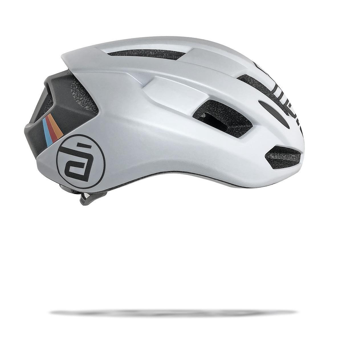 Sigma Aerodynamische fietshelm met extra goede ventilatie   mat wit   maat S/M