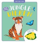 Zoek, voel, leer  -   Mijn eerste Jungle dieren