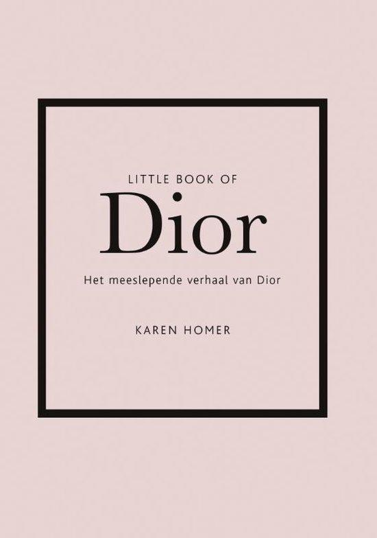 Afbeelding van Little book of Dior