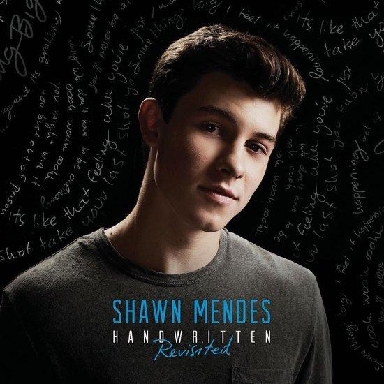 CD cover van Handwritten (Revisited) van Shawn Mendes