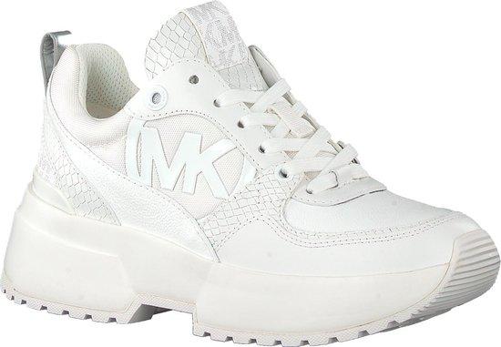 Michael Kors Ballard Trainer Dames Sneaker - Optic White - Maat 38 bwMD72sV
