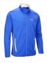 Endurance Full Zip Fleece Trui - Imperial Blue