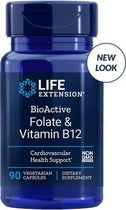 Life Extension BioActive Folate & Vitamin B12