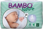 Bambo Babyluier mini 1 2-4 kg