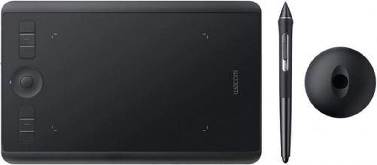 Wacom Intuos Pro S grafische tablet Zwart