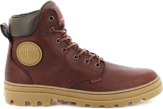 Palladium Pallabosse SC WP Waterproof M 05938-225-M Heren Laarzen Boots Schoenen Rood - Maat EU 44 UK 9.5