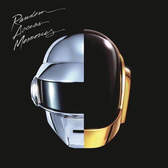 Random Access Memories (LP) - Daft Punk