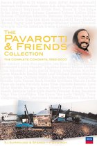 Pavarotti & Friends Collection (4DVD)