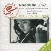 Violin Concertos/Scottish Fantasy
