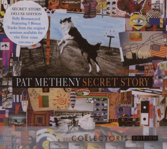 Secret Story (Deluxe Edition) - Pat Metheny