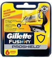 Gillette Fusion Proshield - 6 Stuks - Scheermesjes