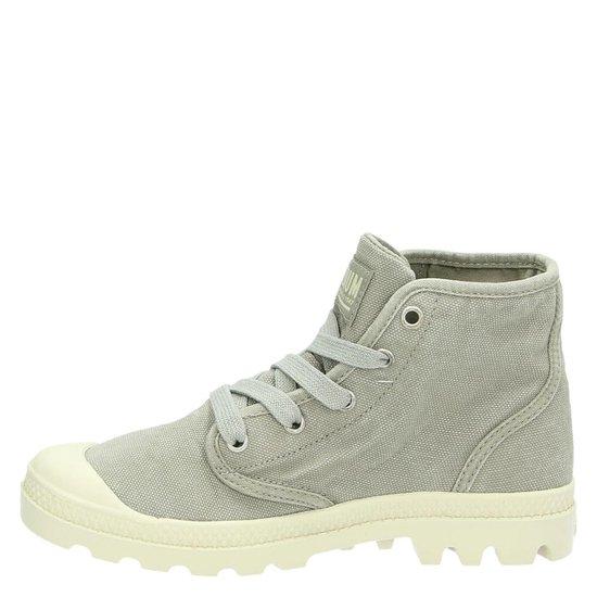 Palladium Pampa Hi dames boot - Grijs - Maat 41 yGrsRlhK